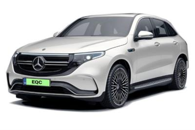 Mercedes Benz EQC 400 Estate 300kW AMG Line Premium 80kWh 5dr Auto Business Contract Hire 6x35 10000