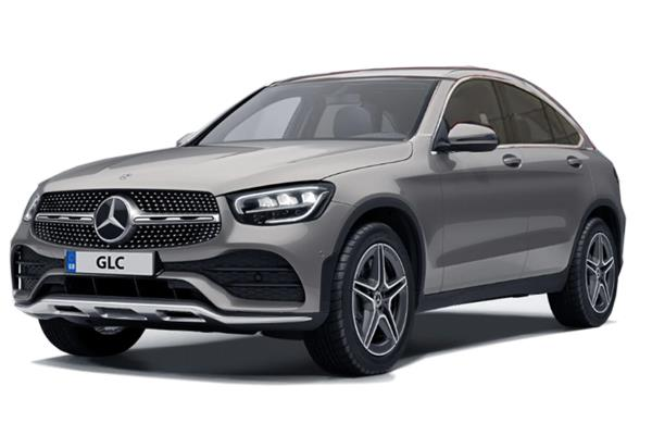Mercedes Benz GLC Class Coupe 300 4Matic AMG Line 5dr 9G-Tronic Business Contract Hire 6x35 10000