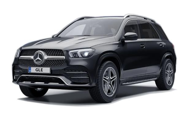 Mercedes Benz GLE SUV Diesel Estate 300d 4Matic AMG Line 5dr 9G-Tronic Business Contract Hire 6x47 10000
