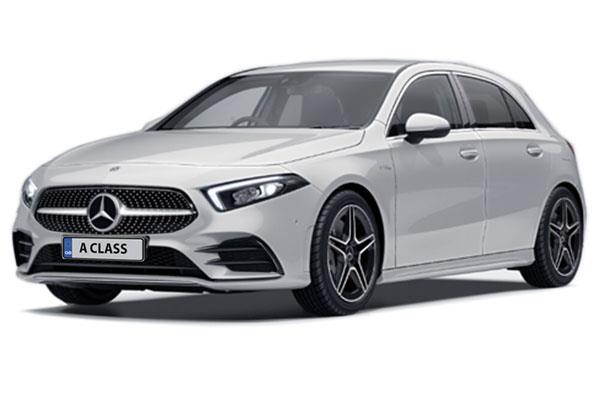 Mercedes Benz A Class Hatchback A180 AMG Line Executive 5dr Business Contract Hire 6x35 10000