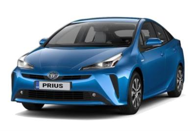Toyota Prius Hatchback 1.8 Vvti Business Edition 5dr CVT Business Contract Hire 6x35 10000