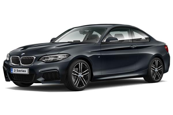 Bmw 2 Series Coupe 218i M Sport 2dr (Nav) 6Mt Business Contract Hire 6x35 10000