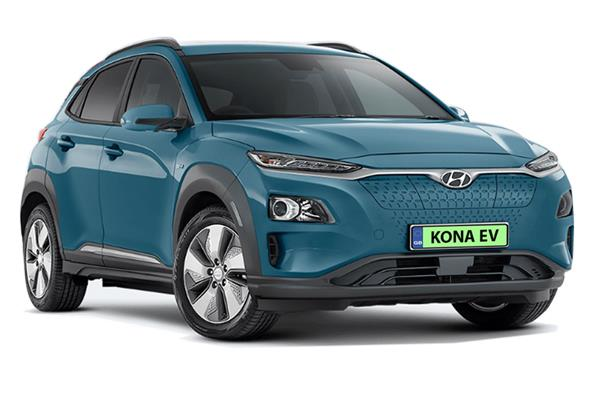 Hyundai Kona Electric Hatchback 150kW Premium SE 64kWh 5dr Auto [10.5kW Charger] Business Contract Hire 6x35 10000