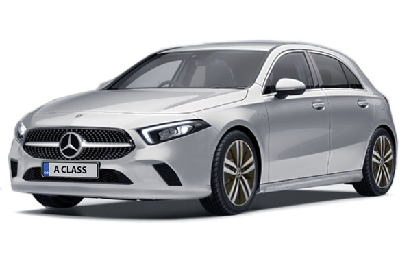 Mercedes Benz A Class Hatchback A180 Sport Executive 5dr Auto Business Contract Hire 6x35 10000