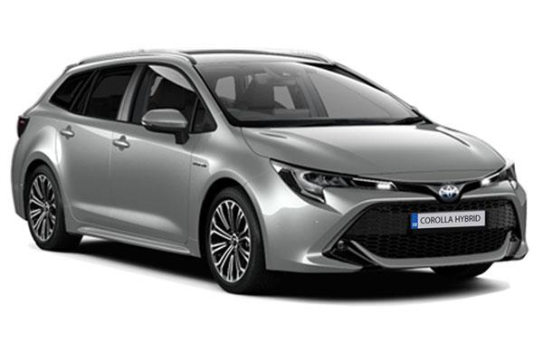 Toyota Corolla Touring Sport 1.8 VVTi Hybrid Design 5dr CVT Business Contract Hire 6x35 10000
