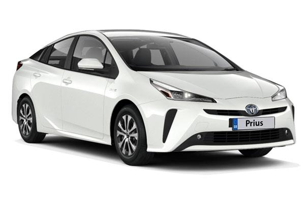 Toyota Prius Hatchback 1.8 Vvti Business Edition Plus 5dr CVT [15 inch alloy] Business Contract Hire 6x35 10000