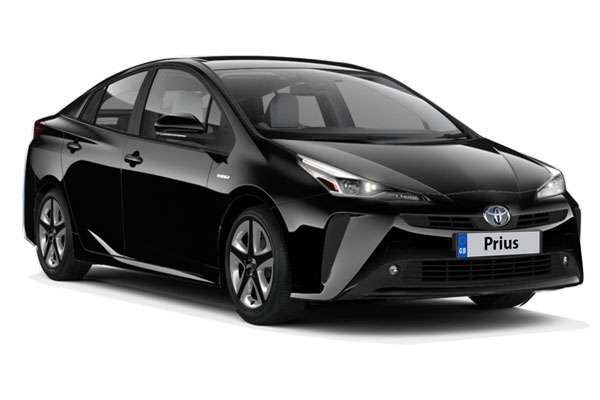 Toyota Prius Hatchback 1.8 Vvti Active 5dr CVT Business Contract Hire 6x35 10000