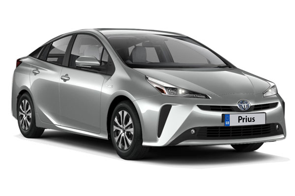 Toyota Prius Hatchback 1.8 Vvti Excel 5dr CVT Business Contract Hire 6x35 10000