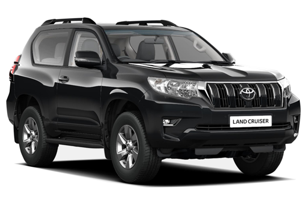 Toyota Land Cruiser Diesel Sw 2.8 D-4d Active 3dr Auto [5Seats] [Nav] Business Contract Hire 6x35 10000