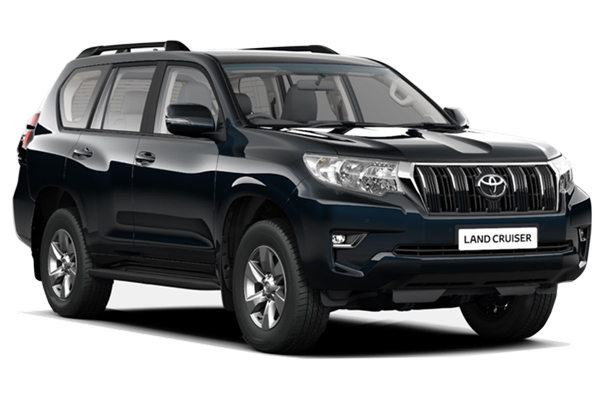Toyota Land Cruiser Diesel Sw 2.8 D-4d Active 5dr Auto [7 Seats] [Nav] Business Contract Hire 6x35 10000