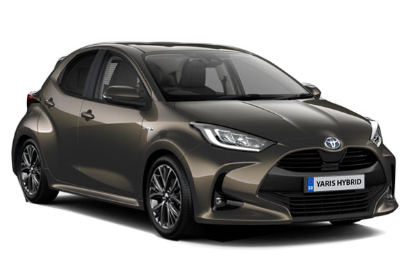Toyota Yaris Hatchback 1.5 Hybrid Excel 5dr CVT Business Contract Hire 6x35 10000