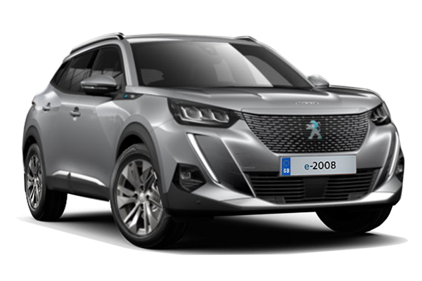 Peugeot E-2008 Electric SUV 100kW Active Premium 50kWh 5dr Auto Business Contract Hire 6x35 10000