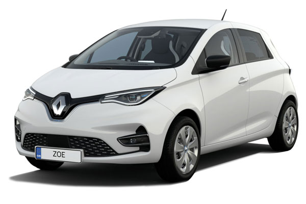 Renault Zoe Hatchback 80kW i Play R110 50KWh 5dr Auto Business Contract Hire 6x35 10000
