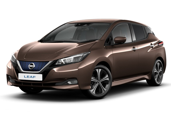 Nissan Leaf Hatchback 160Kw N-Connecta 62Kwh 5dr Auto Business Contract Hire 6x35 10000