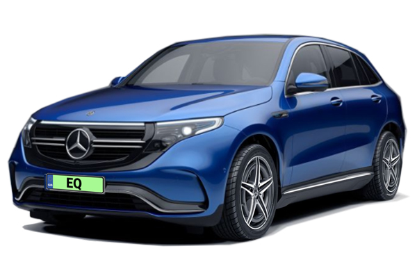 Mercedes Benz EQC SUV Estate 400 300kW AMG Line 80kWh 5dr Auto Business Contract Hire 6x35 10000