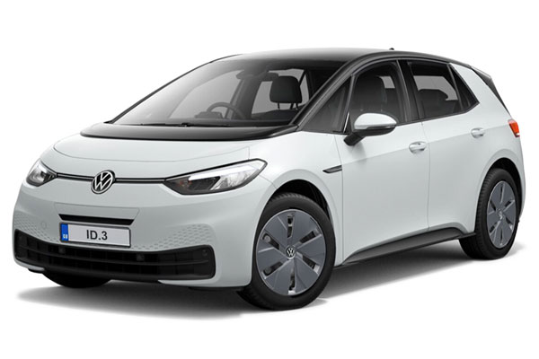 Volkswagen ID3 150kW Life Pro Performance 62KWh 5dr Auto Business Contract Hire 6x35 10000