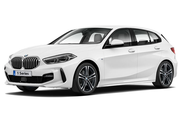 Bmw 1 Series Hatchback 118i 136 M Sport 5dr Auto [LCP] Business Contract Hire 6x35 10000