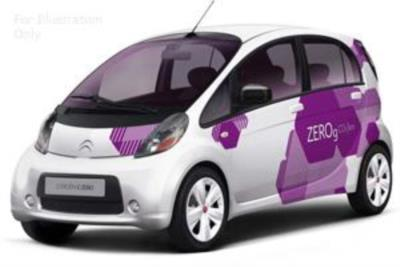 Citroen C - Zero All Electric Business Contract Hire 6x35 10000