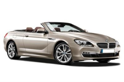 Bmw 6 Series Diesel Convertible 640d Se 2dr Auto Business Contract Hire 6x35 10000