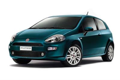 Fiat Punto Hatchback 1.2 69ps Pop+ 5dr 5Mt Business Contract Hire 6x35 10000