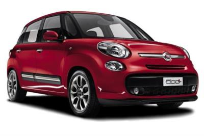 Fiat 500L Hatchback 1.4 95ps Pop Star 5dr 5Mt Business Contract Hire 6x35 10000