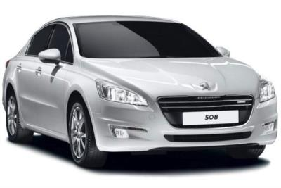 Peugeot 508 Saloon Diesel 1.6 BlueHDi 120ps Active 4dr Manual Business Contract Hire 6x35 10000