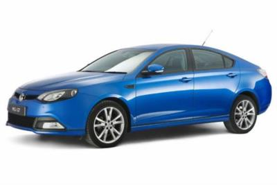 Mg Mg6 GT Diesel Hatchback 1.9D S 5dr Business Contract Hire 6x35 10000