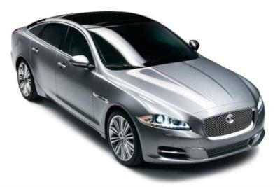 Jaguar Xj Saloon Supersport 5.0 V8 Supercharged 4dr LWB Auto Business Contract Hire 6x35 10000
