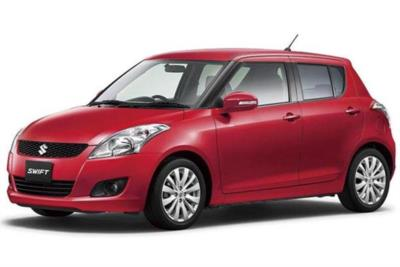 Suzuki Swift Hatchback 1.2 Vvv Sz2 3dr 5Mt Business Contract Hire 6x35 10000
