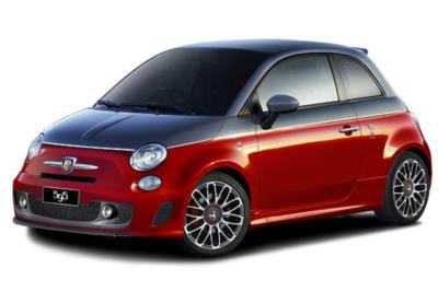 Abarth 595 Hatchback 1.4 16V T-Jet 165ps Turismo 3dr Auto Business Contract Hire 6x35 10000