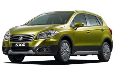Suzuki Sx4 S Cross Hatchback 1.6 SZ3 5dr 5Mt Business Contract Hire 6x35 10000