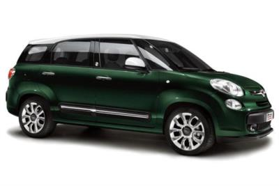 Fiat 500L MPW Estate Diesel 1.3 Multijet 95ps Pop Star 5dr (7 Seat) Business Contract Hire 6x35 10000