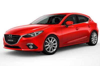 Mazda 3 Hatchback 2.0 SE 5dr Manual Business Contract Hire 6x35 10000