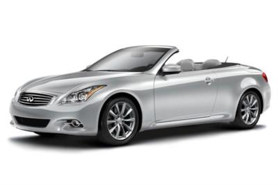 Infiniti Q60 Convertible 3.7 V6 320ps GT Premium 2dr Auto Business Contract Hire 6x35 10000
