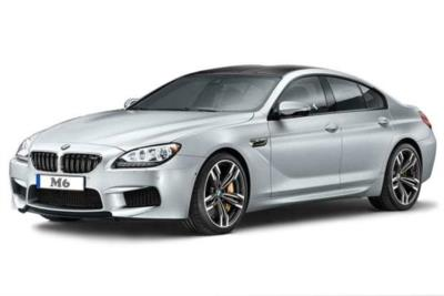 Bmw M6 Gran Coupe M6 4dr Dct Auto Business Contract Hire 6x35 10000