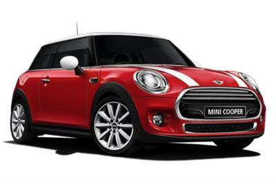 Mini Hatchback Diesel Cooper 1.5 D (Chilli Pack) 3dr Auto Business Contract Hire 6x35 10000