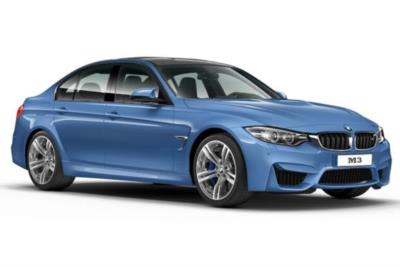 Bmw M3 Saloon M3 4dr Mt Business Contract Hire 6x35 10000