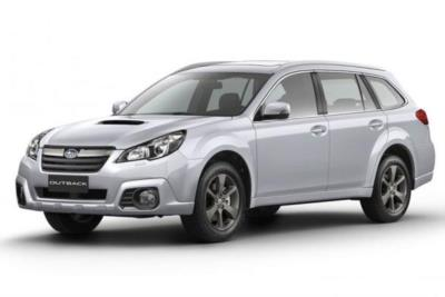 Subaru Outback Diesel 2.0d SX 5dr 6Mt Business Contract Hire 6x35 10000