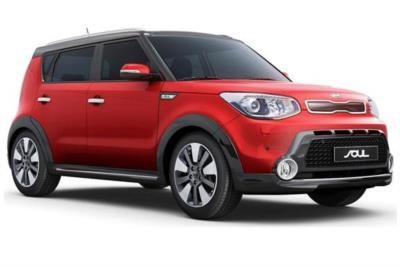 Kia Soul Diesel Hatchback 1.6 Cdri 126ps Connect 5dr Manual Business Contract Hire 6x35 10000