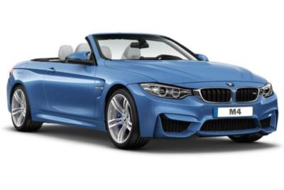 Bmw M4 Convertible M4 2dr Mt Business Contract Hire 6x35 10000