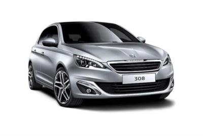 Peugeot 308 Hatchback 1.2 PureTech Access 5dr Manual Business Contract Hire 6x35 10000