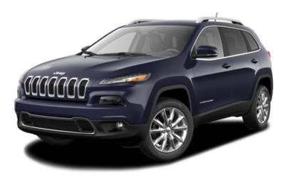 Jeep Cherokee Diesel 2.0 CRD 138ps Longitude 5dr 2WD 6Mt Business Contract Hire 6x35 10000