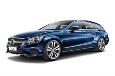 Mercedes Benz CLS Shooting Brake 220d AMG Line 5dr 7G-Tronic Business Contract Hire 6x35 10000
