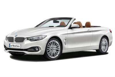 Bmw 4 Series Convertible 420i M Sport Professional Media 2dr Mt Business Contract Hire 6x35 10000