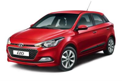 Hyundai I20 Hatchback 1.2 75ps S 5dr 5Mt Business Contract Hire 6x35 10000