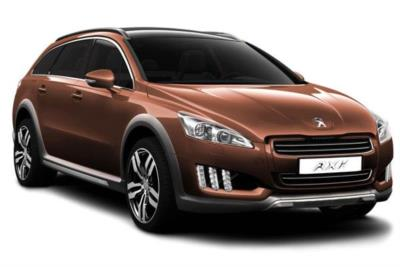 Peugeot 508 RXH Estate 2.0 BlueHDi 5dr Auto Business Contract Hire 6x35 10000