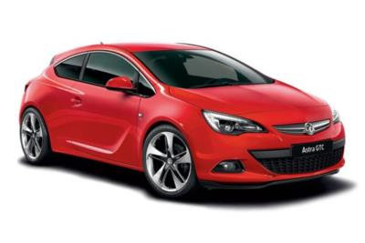 Vauxhall Gtc Coupe 1.4i 16v Vvt Turbo 140ps SRi Start/stop Business Contract Hire 6x35 10000