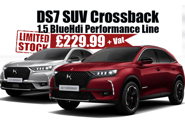 Stock DS7  Performance Lines